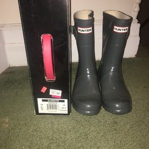 Hunter Rainboot - Short